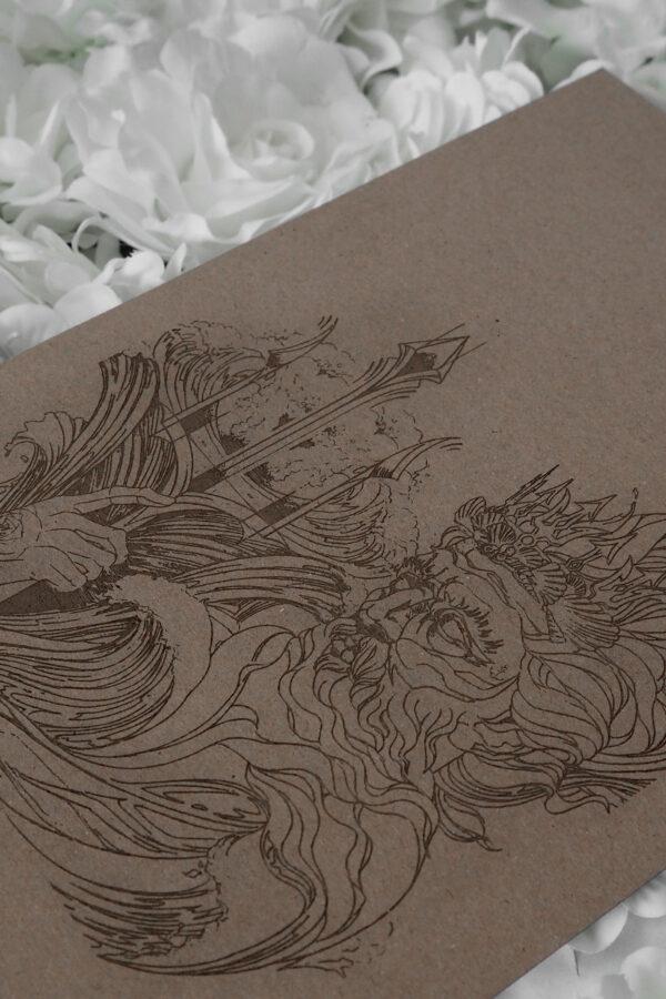 """""""Trident of Poseidon"""" Muskat by Maren Römer"""